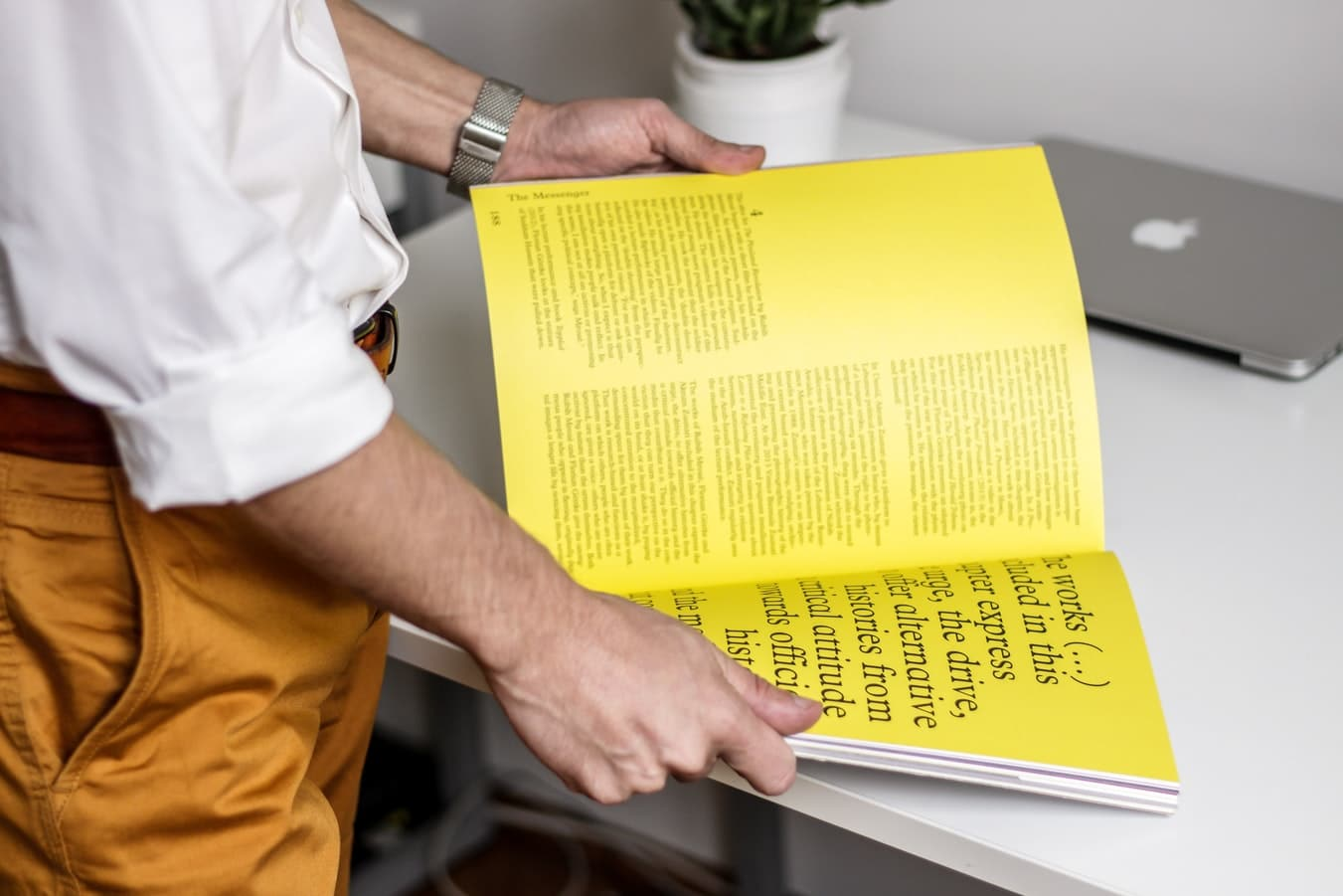How Printed Media Can Benefit your Business